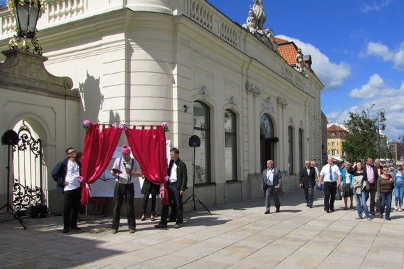 Krakowskie PrzedmieÅ›cie, 20 sierpnia 2011