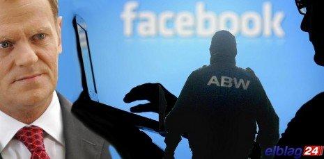 ABW na Facebooku, fot. elblag24.pl