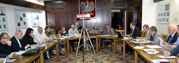 Zebranie założycielskie stowarzyszenia w Warszawie